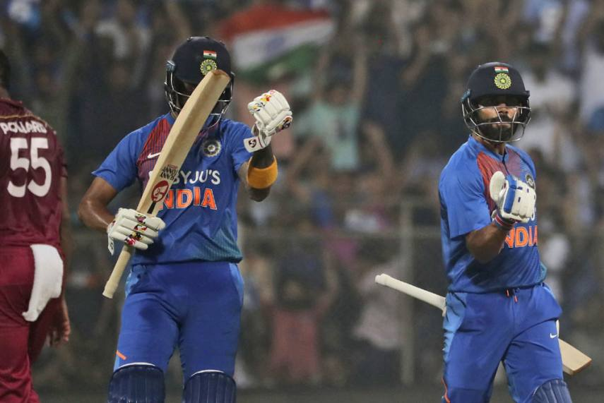 India Vs West Indies 3rd T20i Highlights Ind Thrash Wi By