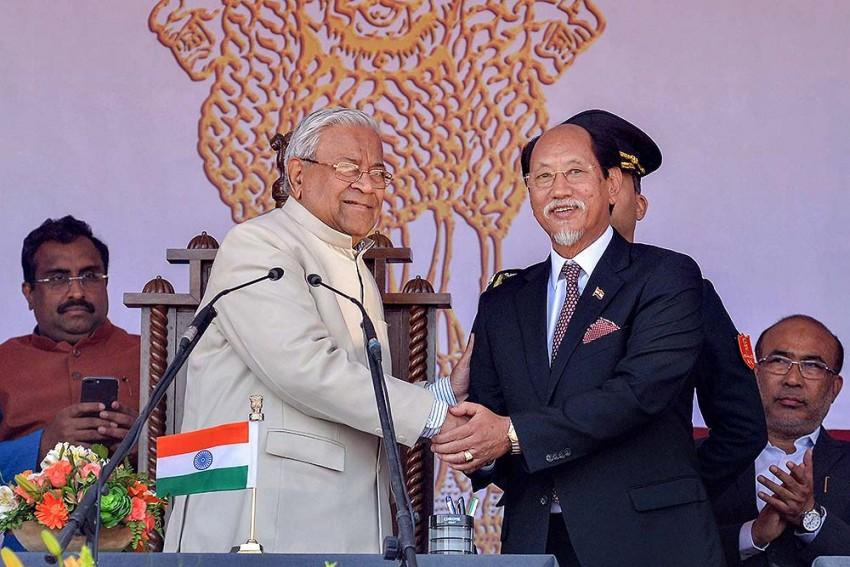 Nagaland Govt Extends Inner Line Permit Regime To Dimapur