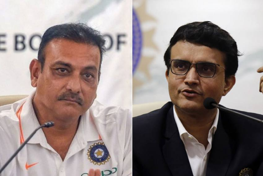 If People Think I Don't Respect Sourav Ganguly, To Hell With Them: Ravi Shastra Slams Reports Of Rift With BCCI Boss