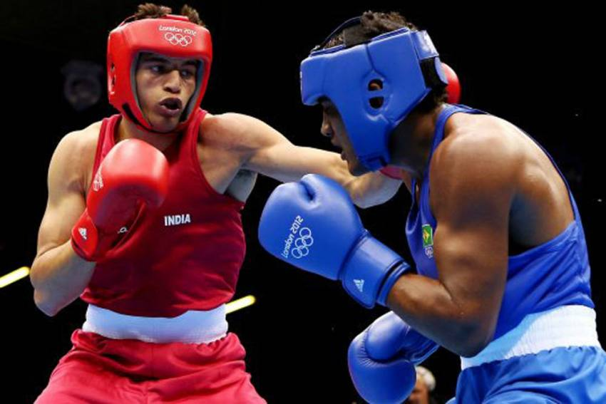 Boxer Sumit Sangwan's Positive Dope Test Leaves National Coach Lamenting 'Wretched Luck'