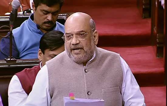 CAB: Rajya Sabha TV Telecast Briefly Stopped After Amit Shah Heckled By Opposition