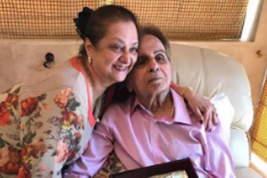 Saira Banu Rings In Dilip Kumar's 96th Birthday Amid Family And Friends