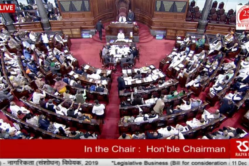 Contentious Citizenship Bill Passed By Rajya Sabha; 'Victory Of Bigoted Forces', Says Congress