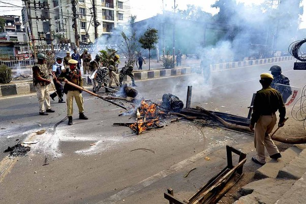 Guwahati Police Chief Removed, Several Officers Transferred Amid CAB Protests In Assam