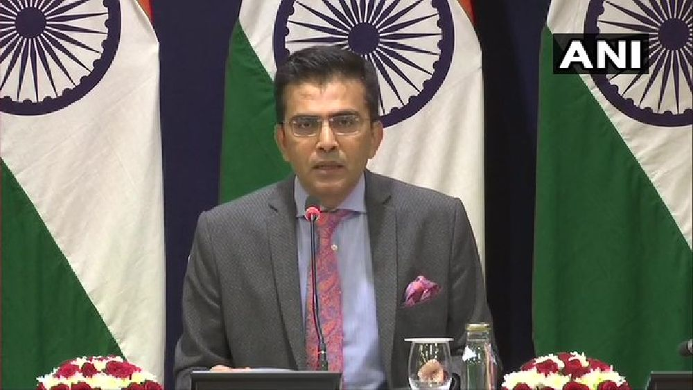 Cancellation Of Bangladesh Foreign Minister's India Visit Not Linked To CAB Protests, Says MEA