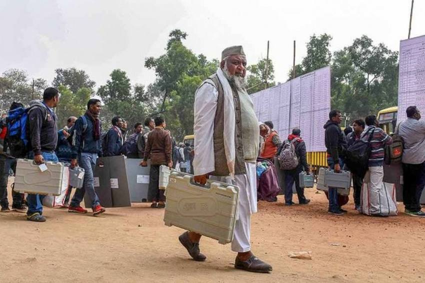 Jharkhand Assembly Elections: 45.14% Polling Recorded Till 1pm