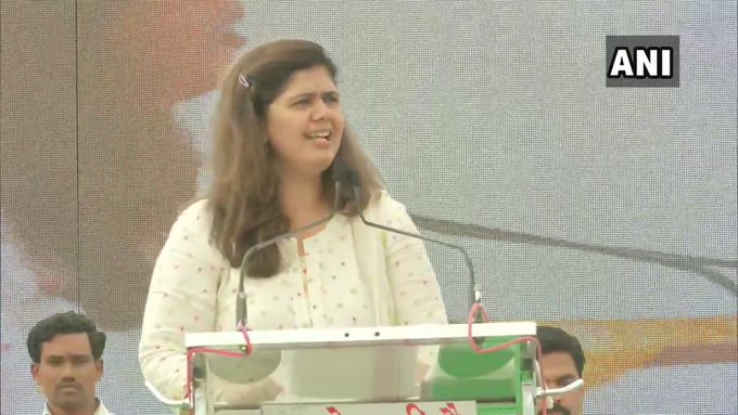 'If Party Wants To Leave Me…': Pankaja Munde Targets Maharashtra BJP Leadership