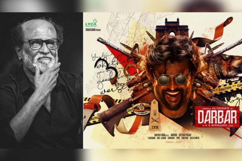 Rajini's Upcoming Tamil Film Gets Special Poster On Superstar's Birthday