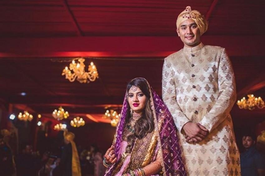 Sania Mirza's Sister Anam Weds Mohammed Azharuddin's Son Asad