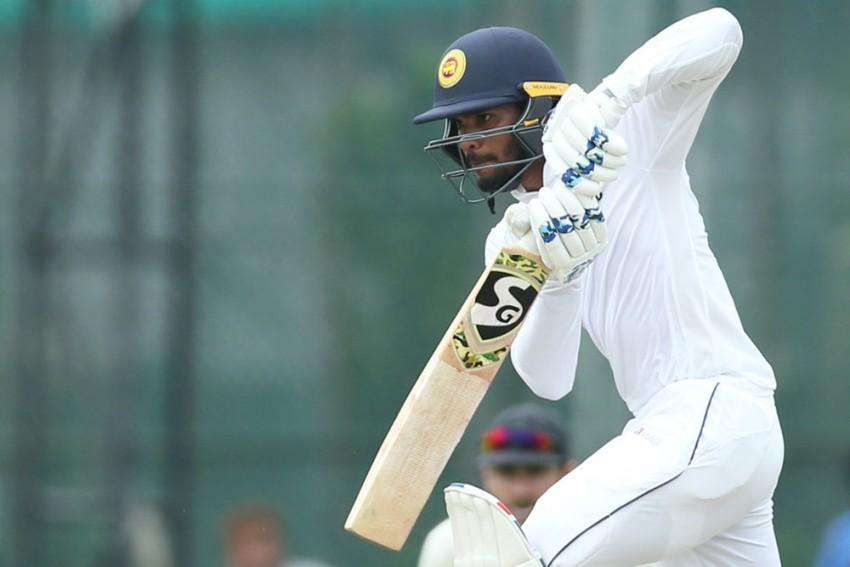 Pakistan Vs Sri Lanka: Dhananjaya De Silva Nearing Century After Disrupted Day Two In Rawalpindi