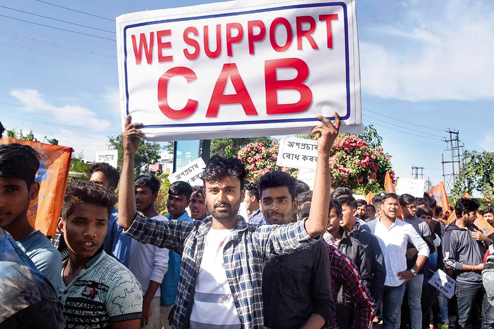 OPINION: CAB Not Based On Religious Intolerance, Has Nothing To Do With India's Muslims