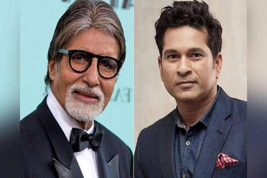 Amitabh Bachchan And Sachin Tendulkar Send Greetings  As UNICEF India Turns 70