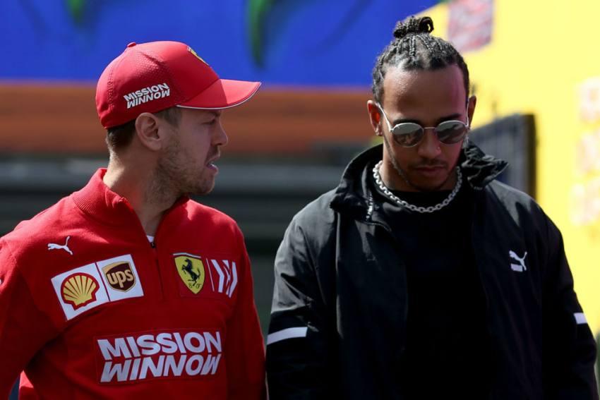 Ferrari Chief Confirms Talks With F1 Champion Lewis Hamilton At 'Social Event'