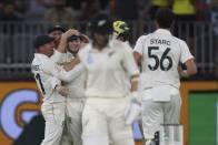 AUS Vs NZ, 1st Test: Mitchell Starc Burst Puts Australia In Command After Josh Hazlewood Injury