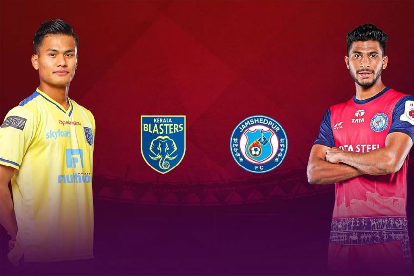 ISL 2019-20 HIGHLIGHTS: Late Messi Double Helps Kerala Blasters Hold Jamshedpur FC 2-2