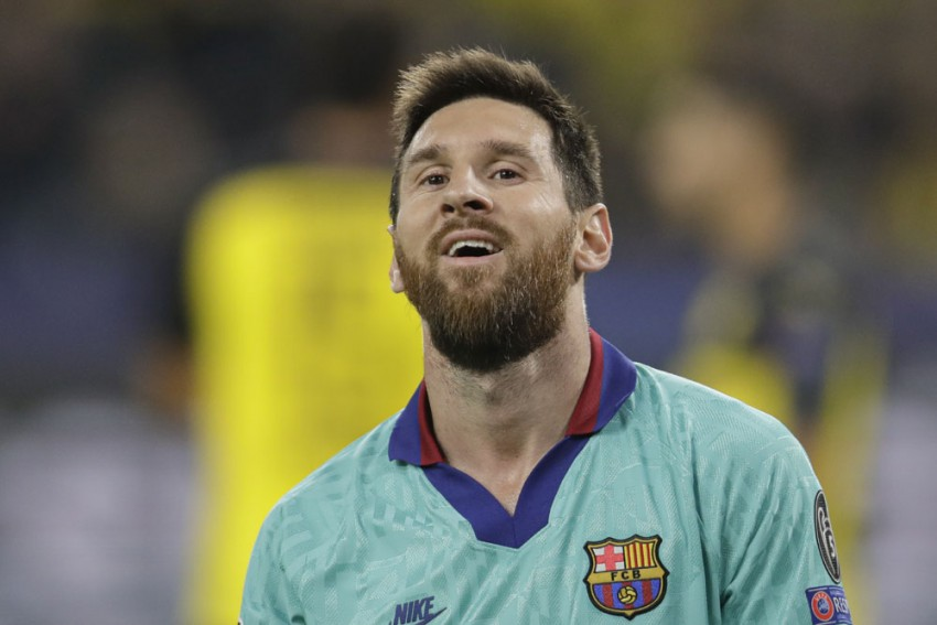 Lionel Messi Is In Same League As Pele, Diego Maradona: Hernan Crespo