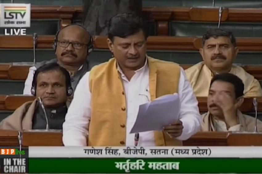 Speaking Sanskrit Keeps Diabetes And Cholesterol At Bay, Says BJP MP In Parliament