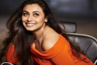 Rani Mukerji Comments On The Kabir Singh Controversy; There Is A Balance That We Have To Make