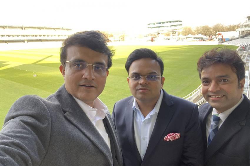 Lord's Revives 'Dadagiri' As BCCI President Sourav Ganguly Takes Jay Shah, Arun Thakur On Grand Tour