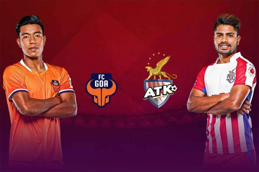 ISL 2019-20 HIGHLIGHTS, FC Goa 2-1 ATK: Mourtada Fall Header Gives Gaurs Deserved Win Over Two-Time Champions