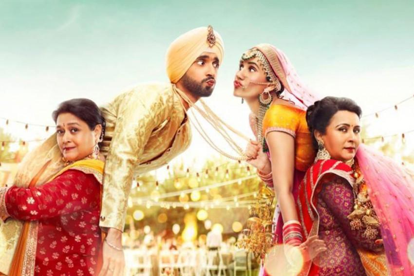Meet Poonam Dhillon and Supriya Pathak as Gabbar and Mogambo moms in <em>Jai Mummy Di</em>