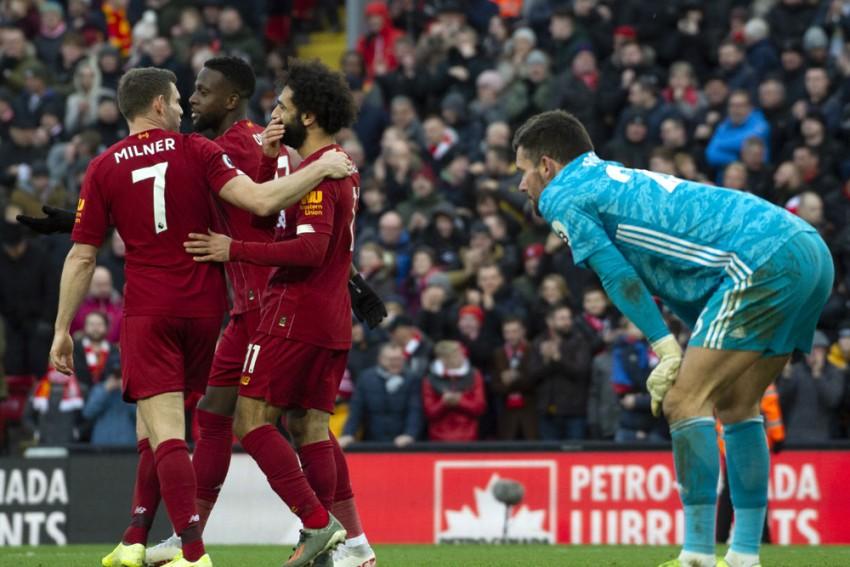 EPL 2019-20, Liverpool 2-0 Watford: Mohamed Salah Magic Rescues League Leaders