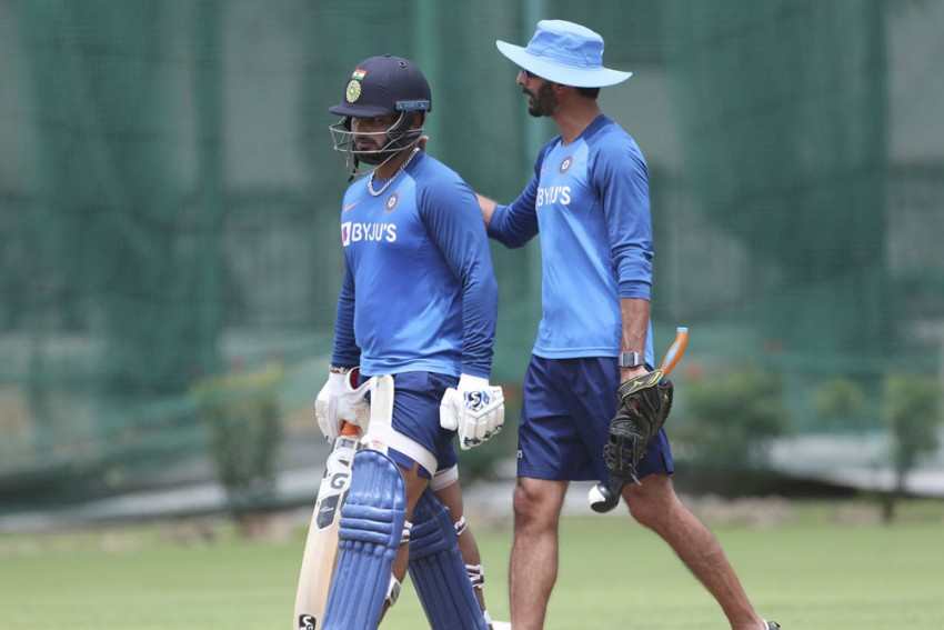 IND Vs WI, 1st ODI: Why Under-Fire Rishabh Pant Keeps Getting Chances? Here's The Reason
