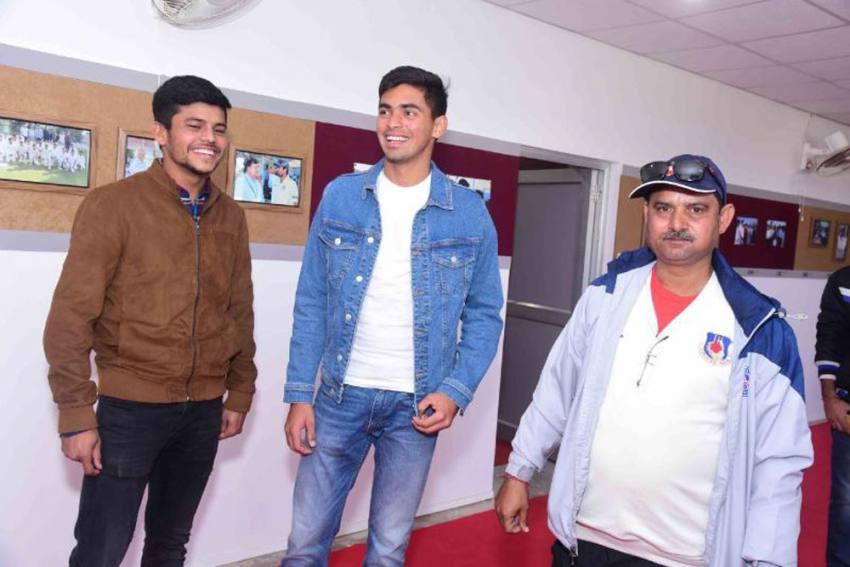 Not Sourav Ganguly Or Virat Kohli, Want To Lead My Way: Priyam Garg
