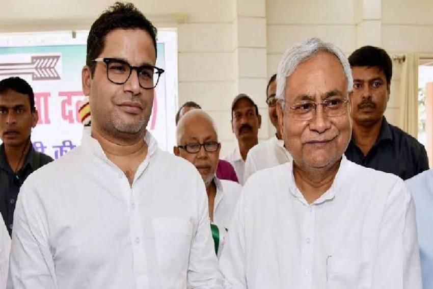 Prashant Kishor 'Offers Resignation' As JD (U) Veep, Nitish Kumar Refuses To Accept