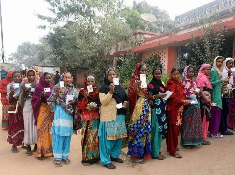 Jharkhand Assembly Polls: 62.54% Polling Recorded In Fourth Phase