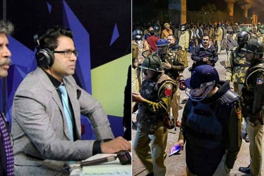 We Don't Make India Great By Silencing Voices: Aakash Chopra Reacts To Use Of Police Force On Students