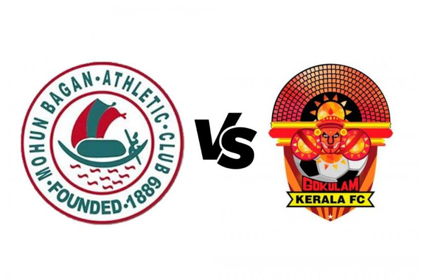 Live Streaming Of Mohun Bagan Vs Gokulam Kerala FC: When And Where To Watch Live I-League Football Match