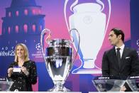 UCL 2019-20: Manchester City Face Real Madrid - Champions League Last 16 Draw In Full