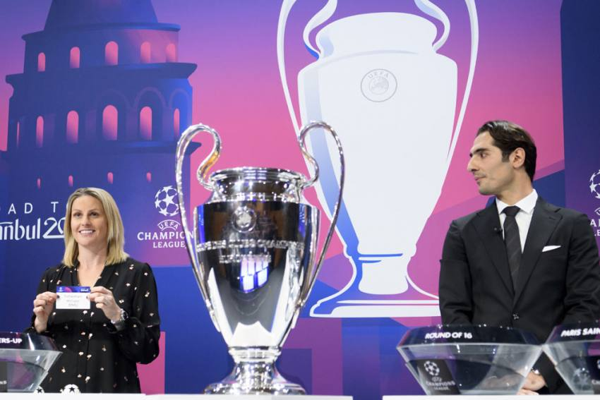 Ucl 2019 20 Manchester City Face Real Madrid Champions League