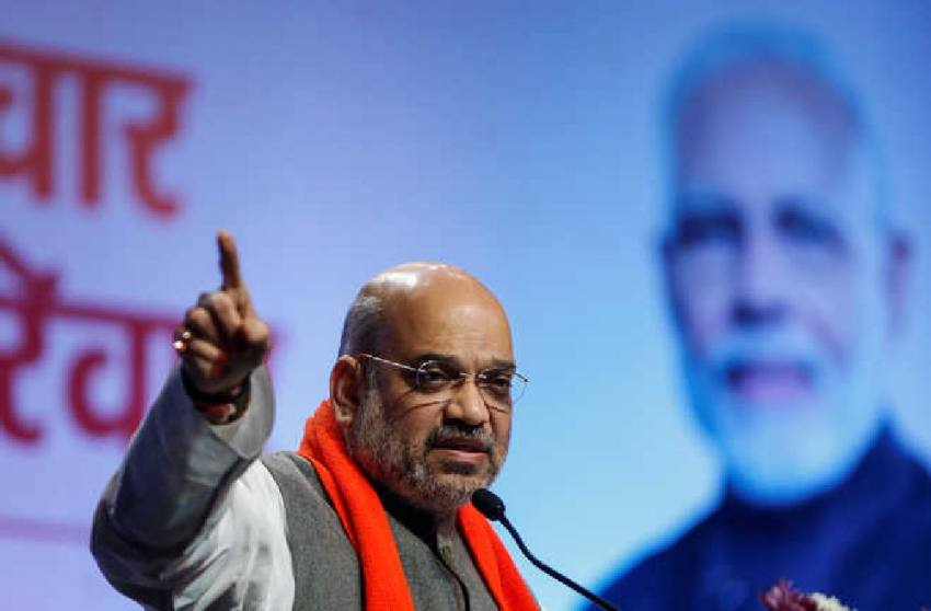 'Come What May': Amit Shah Says Govt Firm On Implementing New Citizenship Law