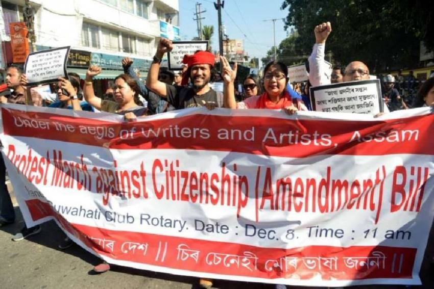 CAA Protests: Curfew Lifted In Assam's Guwahati, Relaxed In Dibrugarh
