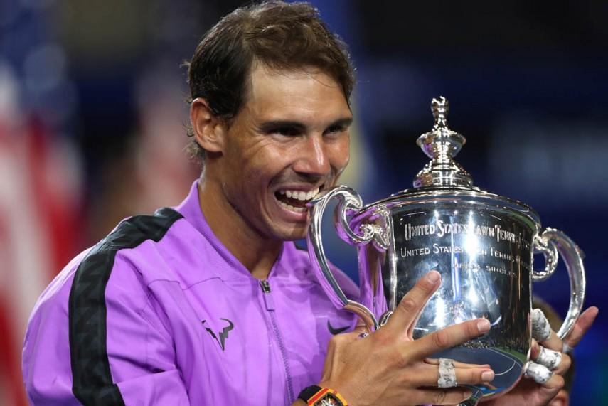 Tennis Year Ender 2019 Rafael Nadal On Top As Women S Nextgen Show The Way
