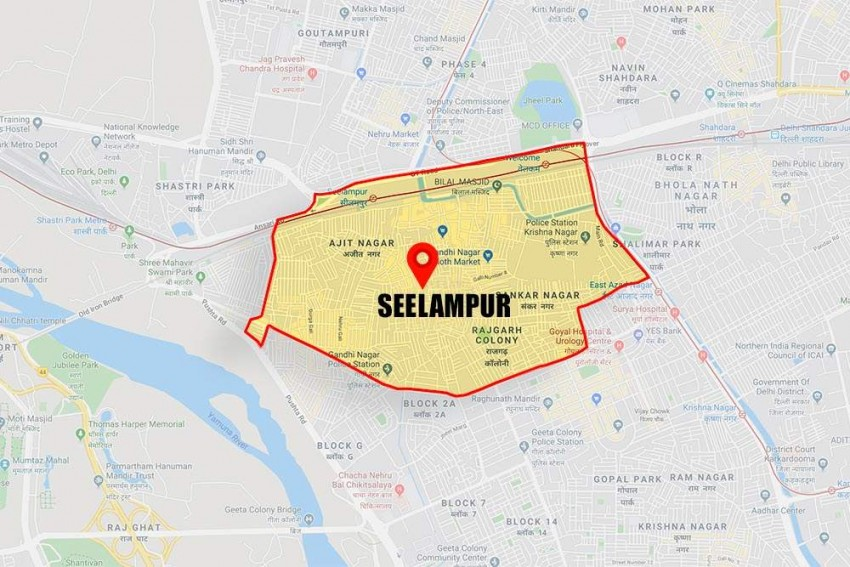 'Where The Hell Is Seelampur?'