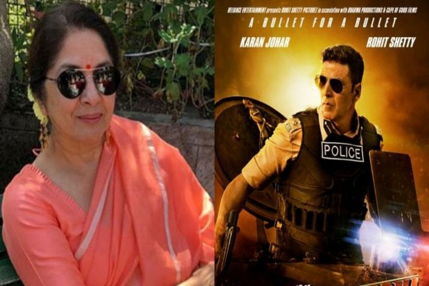 Neena Gupta, Akshay Kumar's Mom In <em>Sooryavanshi</em>, 'Removed' After 3 Days Of Shoot
