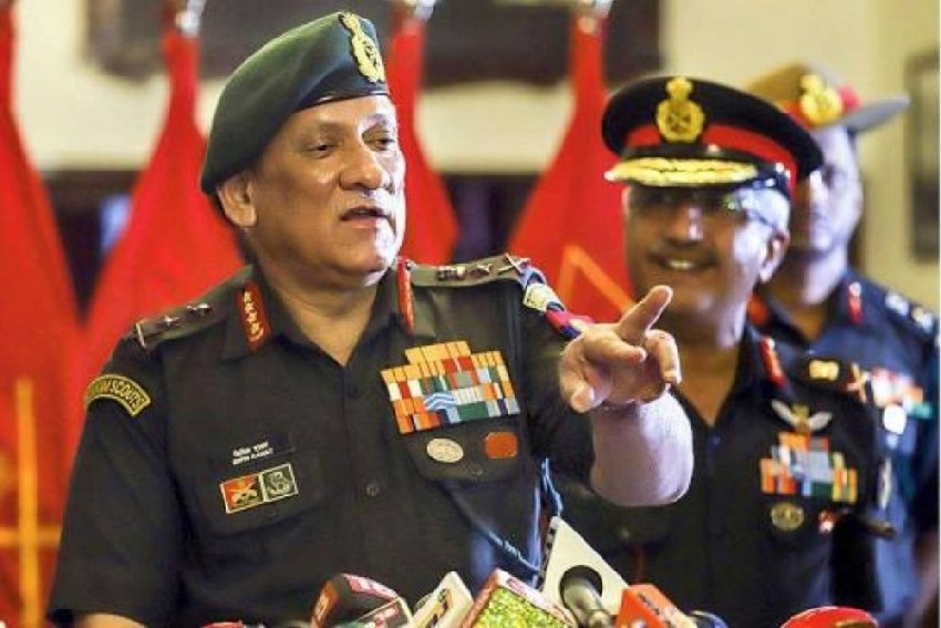'Situation Along LoC Can Escalate Any Time,' Says Army Chief