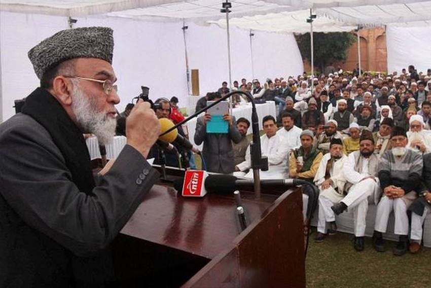 'Citizenship Act Has Nothing To Do With Indian Muslims': Shahi Imam Appeals For Restraint Amid Protests