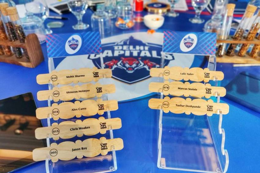 IPL 2020 Auction, Delhi Capitals - Players Bought, Money Spent And Final Squad