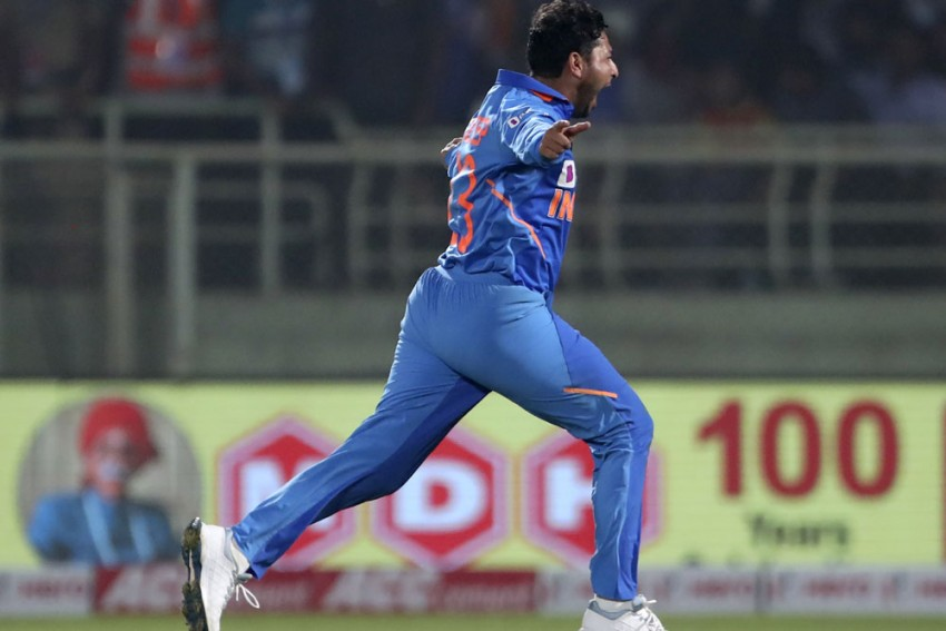 India Vs West Indies, 2nd ODI: Kuldeep Yadav Rates Hat-Trick As His Best Bowling Performance