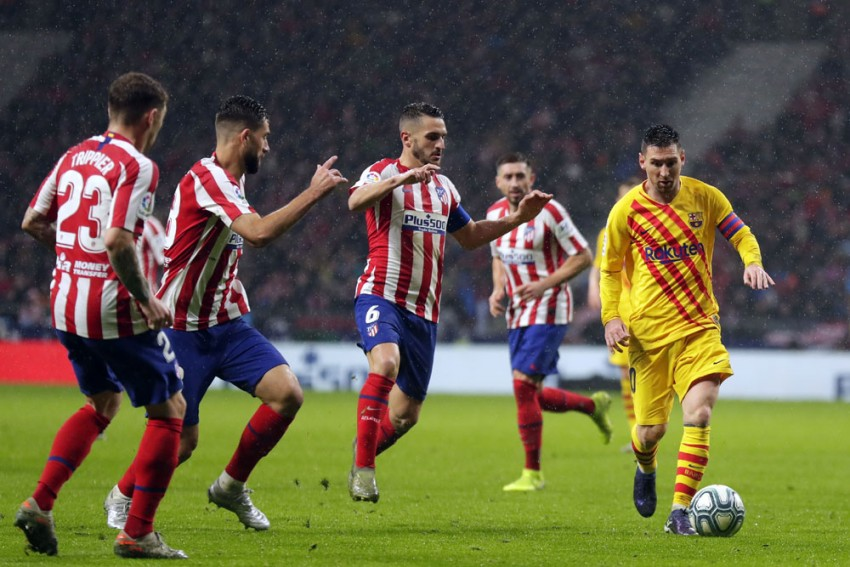 Ballon D'Or: Metropolitano Masterclass Shows Lionel Messi Remains A Cut Above