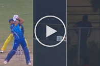Syed Mushtaq Ali T20: Manish Pandey Clears Stadium With Monster Six, Then Fan Does The Unthinkable - WATCH Crazy Scenes At Surat