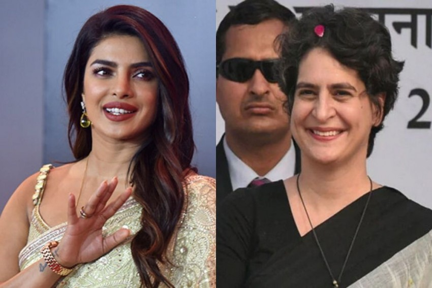 Congress Leader's Faux Pas: Chants 'Priyanka Chopra Zindabad' Instead Of 'Priyanka Gandhi...'