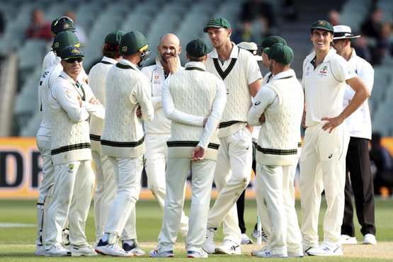 2nd Test: Australia Cruise Past Pakistan With Day To Spare