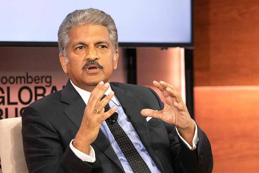 Anand Mahindra To Step Down As Mahindra Group Executive Chairman From April 2020