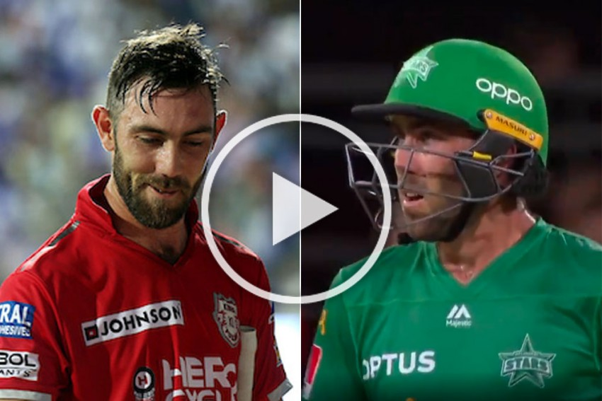 BBL 2019-20: IPL's Million-Dollar Man Glenn Maxwell Makes Stunning Return - WATCH