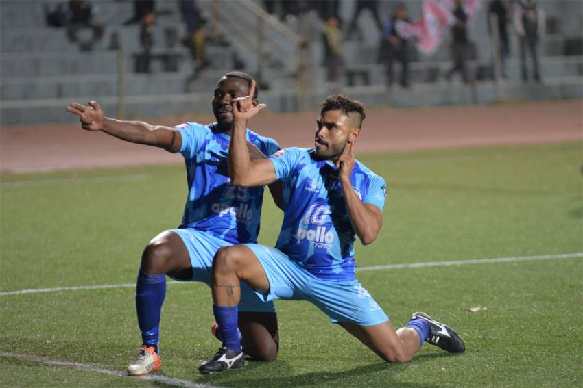 I-League 2019-20: Punjab FC Ride On Stoppage Time Penalty To Steal A Point At Aizawl